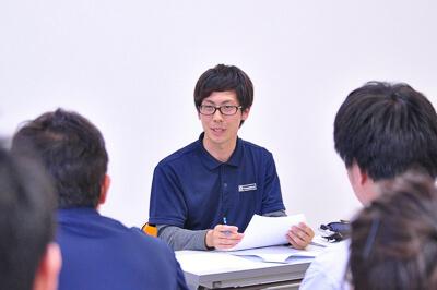 佐渡悠航 2016年入社(岡山県立大学出身) 生活相談員