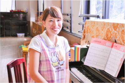 日下みづき 2014年入社 中国学園大学出身
