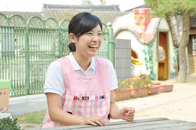 小野亜沙美 就実大学出身 2016年入社