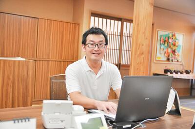 伊場田洋 2004年入社