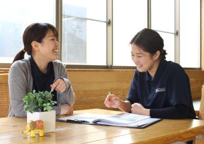 小野田理沙 2020年入社 関西福祉大学出身